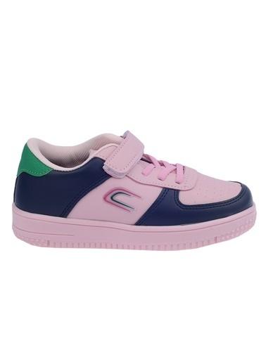 Kiko Kids Kiko Ats Günlük Cırtlı Kız/Erkek Çocuk Spor Ayakkabı Renkli